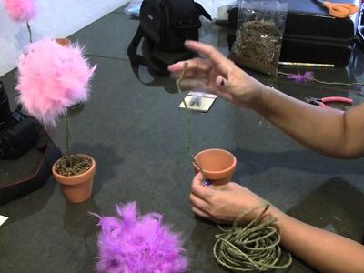 How to Make a Truffula Tree