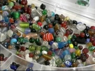 How to Make Beaded Jewelry : Types of Beads for Jewelry Making