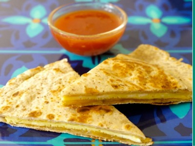 How to make breakfast quesadillas