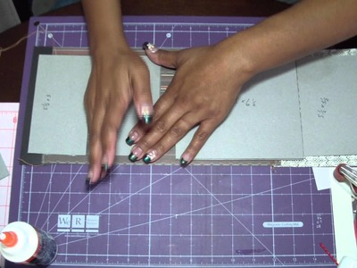 How to Make Your Own Photo Box, Part 3