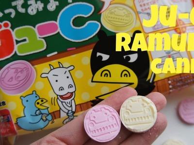 Ju-C Ramune Candy Making Kit - Whatcha Eating? #123