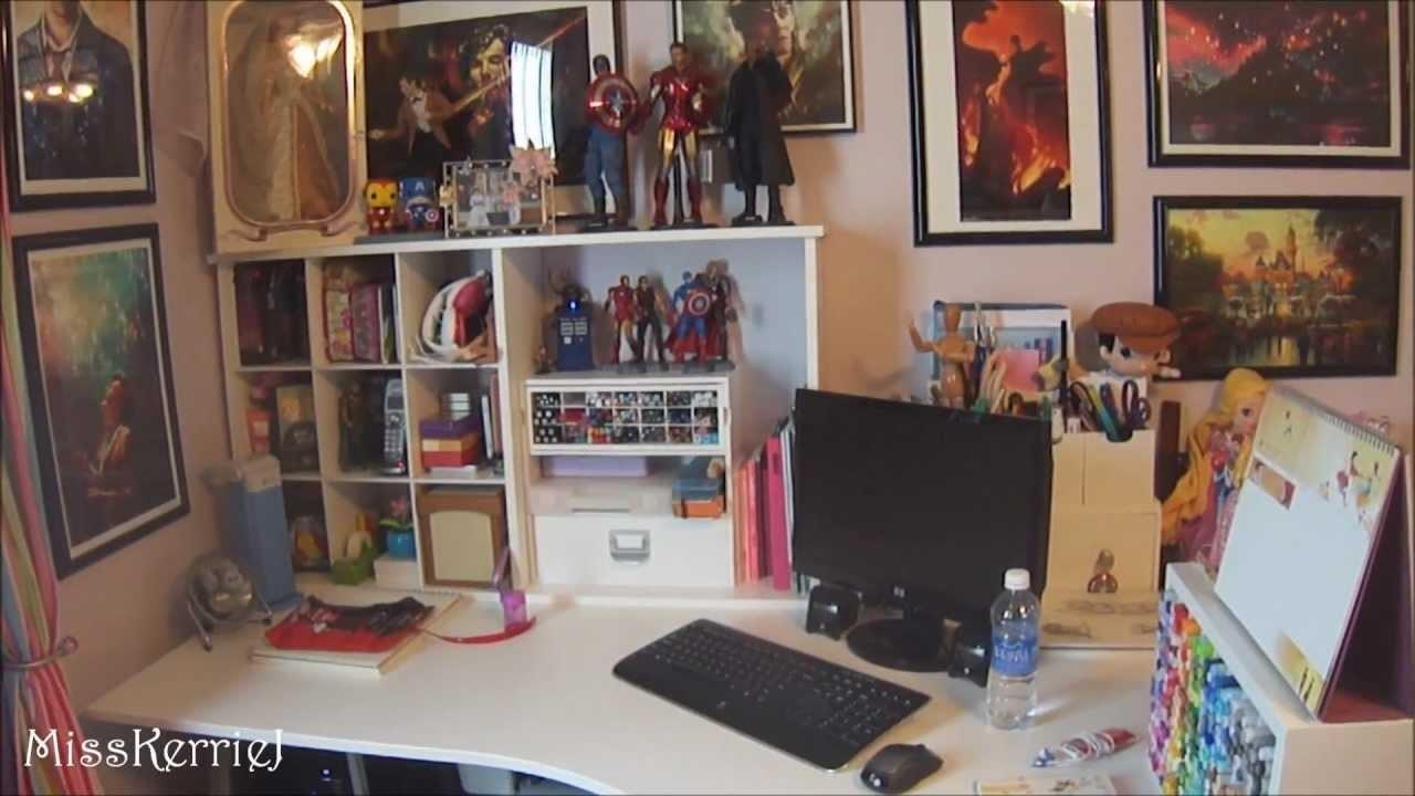 Kerrie's Drawing Workspace 2012