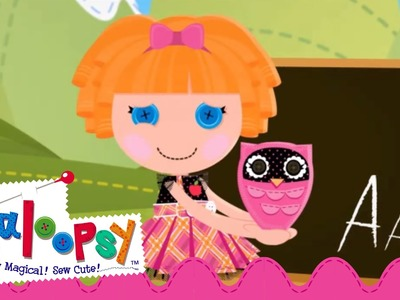 Lalaloopsy Webisode | Bea Spells-A-Lot and the Pet Talent Show | Lalaloopsy