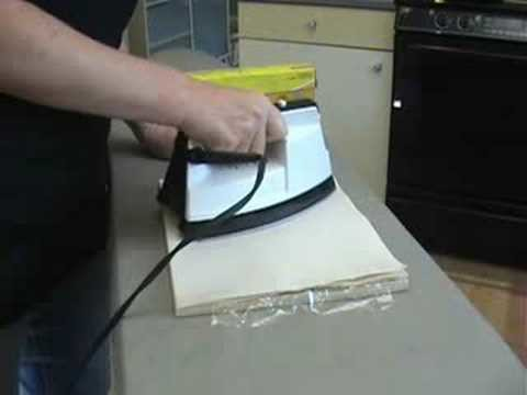 Paper Napkin Transfers