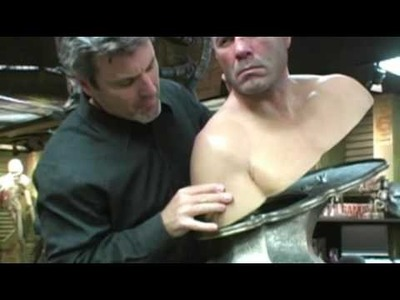 Randy Couture - Life Cast by Amalgamated Dynamics, Inc.