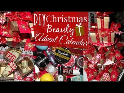 DIY Christmas Advent Calendar - Easy and Affordable!