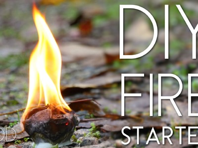 DIY Fire Starter – Mini MOD #40