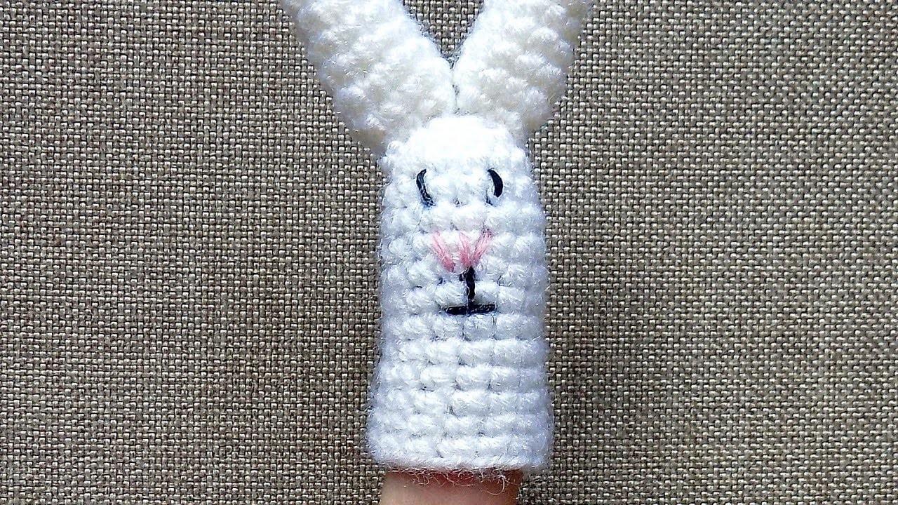 Make a Cute Rabbit Finger Puppet - DIY Crafts - Guidecentral