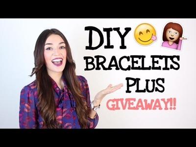 Quick & Cute DIY Bracelets!