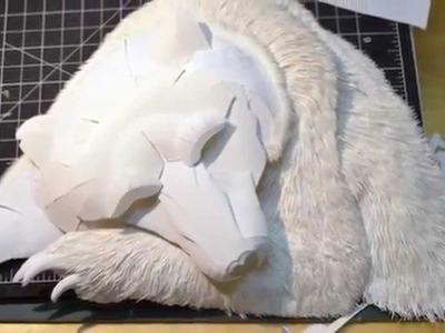 AphoenixD - Amazing 3D Paper Sculptures by Calvin Nicholls
