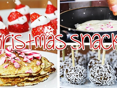 DIY Christmas Snacks