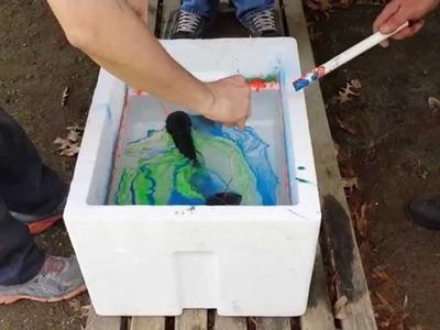DIY Dip your Snorkel