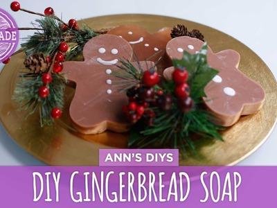 DIY Gingerbread Soap - HGTV Handmade