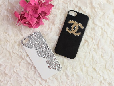 DIY ♥ iPhone Covers