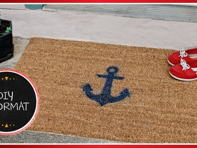 Preval's Maker Minute: DIY Doormat