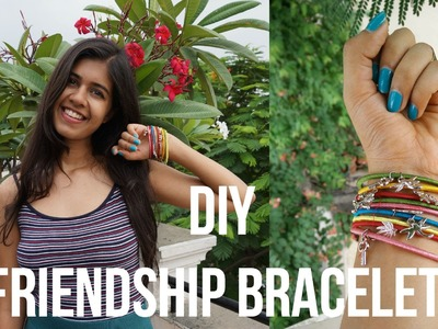 The DIY Edit: Friendship Bracelet!