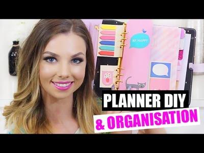 Back To School DIY & Planner Organization