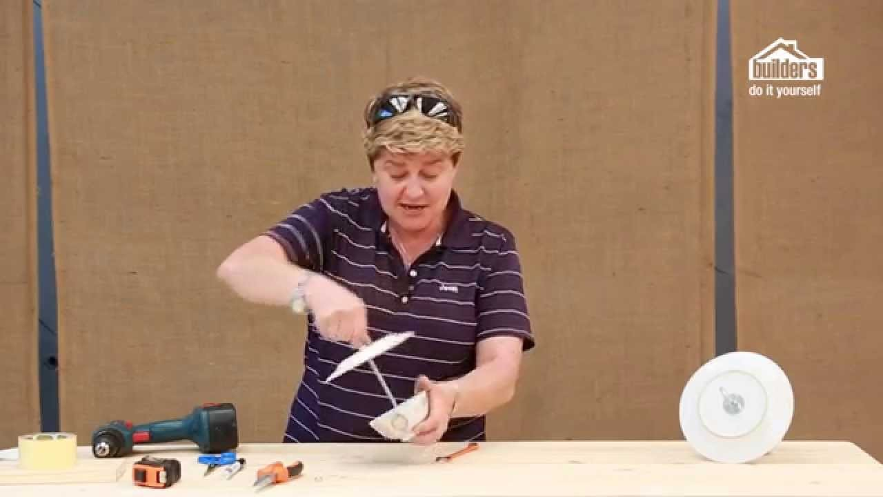 Builders DIY: Episode 6 - Bird Feeder