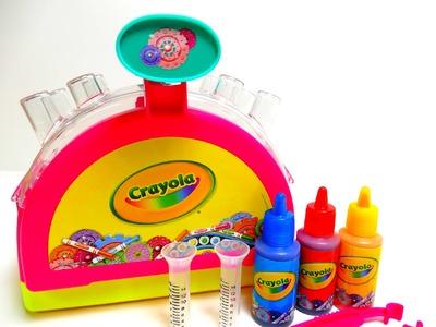 Crayola Marker Maker Playset - DIY Set - Make Your Own Color Markers