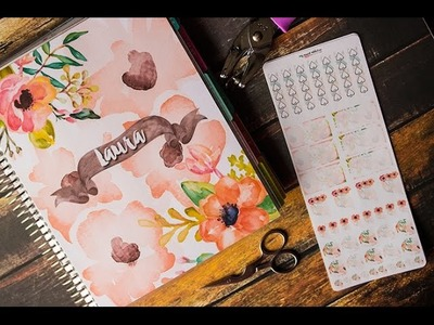 DIY Erin Condren Life Planner Cover + Etsy Shop | My Newest Addiction