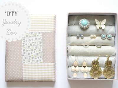 DIY Jewelry Box | Storage & Organization