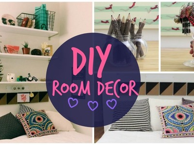 DIY Room Decor! Cute & Affordable Tips