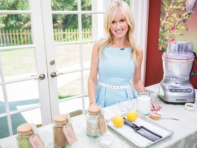 Home & Family - Sophie Uliano's DIY Flavored Salts