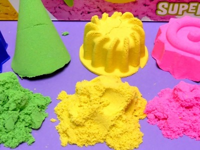 Play Magic Sand - DIY Toy Superset