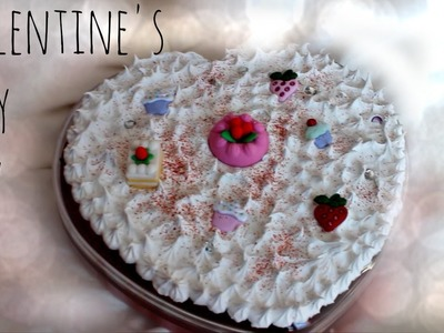 Valentine's Day 2014 DIY: Easy Frosting Gift Box