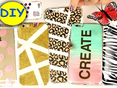 20 DIY Phone Cases! Easy DIY Cell Phone Case