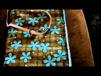 DIY fabric fauxdori Step by step!!