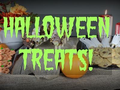 DIY | Halloween Treats!