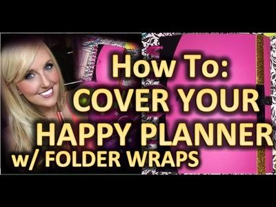 DIY: Happy Planner Cover