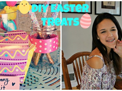 Easy and Delicious DIY Easter Treats