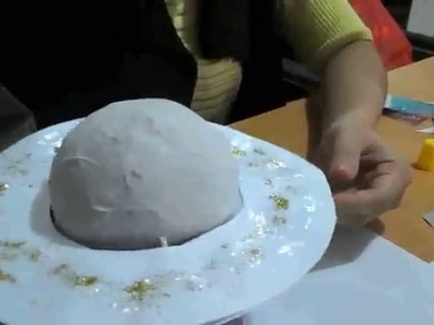 How to make paper ring of Saturn - Orphan Impact