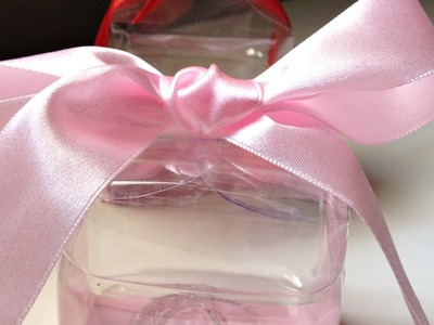 Make a Pretty Plastic Bottle Storage Box - DIY Home - Guidecentral