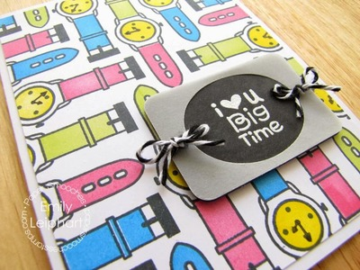 {Paper Smooches} Introduction to Tick Tock
