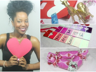 DIY: Last Minute  Valentine's Day Gifts!