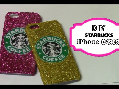 DIY Starbucks iPhone case