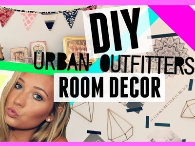 DIY Urban Outfitters Room Decor for $5 or LESS