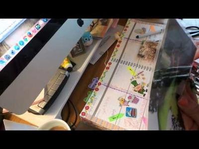 Dollar Tree Craft: Planner Dashboards DIY Using Dollar Tree Laminate