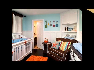 Easy Diy baby nursery decorating ideas