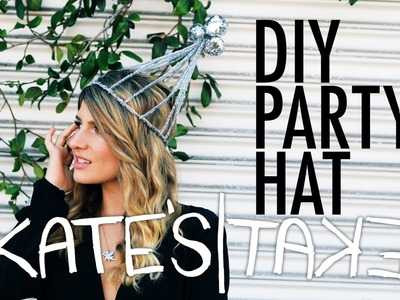 Kate's Take: DIY New Year's Party Crown