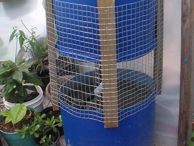 Small Aquaponics System DIY
