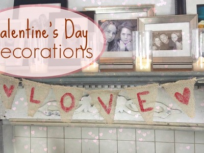 Valentines Day Decorations ♥ (EASY DIY) | by Michele Baratta