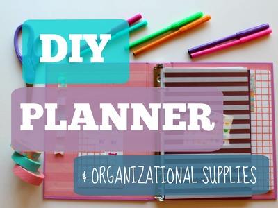 Back To School | DIY Life Planner & Organization