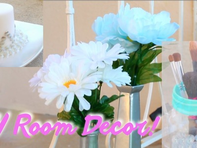DIY: Back to School ROOM DECOR | (suuuper cheap + easy!)