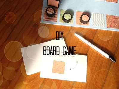 DIY Board Game