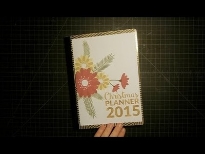 DIY Christmas Planner Part 2 of 2