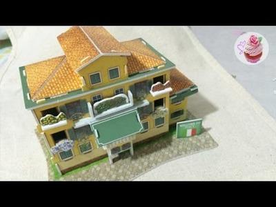 DIY: Italy folk house